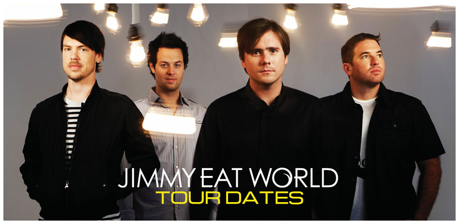 Jimmy Eat World Tour Dates